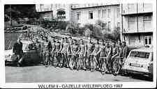 TEAM WILLEM II Gazelle 67 Cyclisme cyclist wielrenner Team cycling Rik VAN LOOY