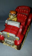 1981 Wind in the Willows Toad (frog) in truck Sigma the Tastesetter