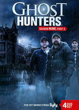 Ghost Hunters: Season Nine, Part 1 (DVD, 2014, 4-Disc Set)