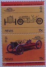 1904 Ford 999 coche Sellos (líderes del mundo / Auto 100)