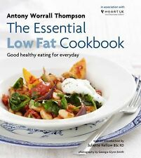 The Essential Low-Fat Cookbook: Good Healthy Eating for Every Day, Thompson, Ant