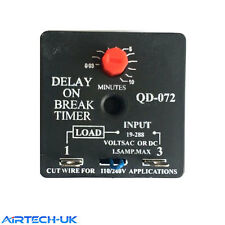 Delay On Break Timer QD-072 EQV.SUPCO Timer Relay