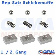 Reparatur-Satz Schiebemuffe 1. / 2. Gang Opel F28 Getriebe Turbo 4x4 C20LET Rep