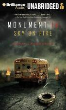 Monument 14: Sky on Fire 2 by Emmy Laybourne (2014, MP3 CD, Unabridged)