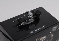 Batmobile Bat-Pod the dark night trilogy 1:43 Hot Wheels Elite