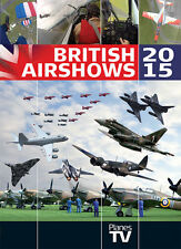 British Airshows 2015 Double Disc Box Set - DVD