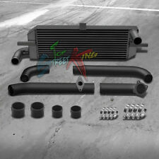 95-99 MIT ECLIPSE DSM 2G 4G63 BOLT ON FRONT MOUNT TURBO INTERCOOLER+PIPING KIT
