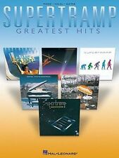 Supertramp Greatest Hits Piano Vocal Guitar PVG Sheet Music Book. Best Of Learn