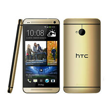 HTC One M7 - 32GB - Gold (Unlocked) Android OS Quad-core 4.7-Inch Smartphone