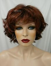 Sexy Lexy Wig .. Shake 'N Go Style!  Color 33/130 .. Top Quality at a Low Price!