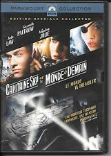 DVD ZONE 2--CAPITAINE SKY ET LE MONDE DE DEMAIN--PALTROW/LAW/JOLIE/CONRAN
