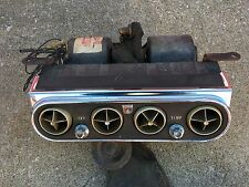 1966 Ford Mustang V8 Original Air Conditioning Evaporator Extremely Nice Unit