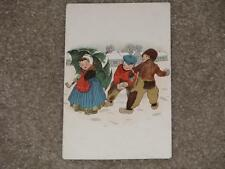 Advertising Card- Prudential Insurance.