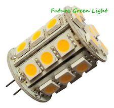 G4 27 SMD LED 12V (12-18V AC / 10-30V DC) 4.5W 380LM WARM WHITE BULB ~40W