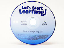 Lets Start Learning by Reader Rabbit - Windows 7 / Vista / XP / 95/98 PC Game