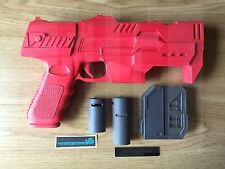 2012 Dredd Lawgiver MkII Gun Judge Pistol Resin Movie Prop Replica