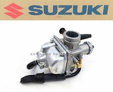 New Genuine Suzuki Carburetor LT160 LTF160 Quadrunner Carb (See Notes) #X151