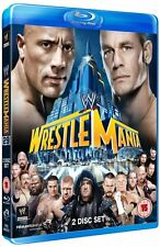 B9 BRAND NEW SEALED Wrestle Mania 29 XXIX (Blu-ray, 2013, 2-Disc Set) AUS Stock