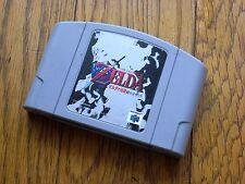 The Legend Of Zelda Ocarina of time Nintendo 64 Japan N64 Game ver12