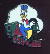 PWP Train Conductor Donald Duck Disney Pin 103231