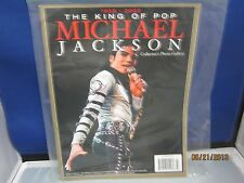 MICHAEL JACKSON *The King of Pop Collector's Photo Gallery  NEW WeShipSuperFast