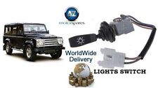 FOR LAND ROVER DEFENDER TD4 TD5 1998-2011 NEW HEAD LIGHT  SWITCH  *OE