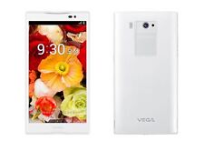 "Unlocked Pantech SKY Vega No6 White IM-A860 Quad-Core Full HD 5.9"" IPS Android"