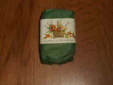 BEN RICHERT SWISS ALPS FERN BAR SOAP  3 OZ    (NEW)