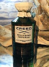 *MILLESIME IMPERIAL by CREED* *250 ML SEALED FLACON* *VINTAGE & DISCONTINUED*
