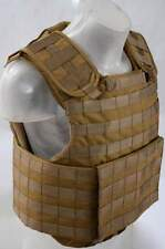 Body Armor Plate Carrier Vest MOLLE (MultiCam, coyote, black, green, flektarn)