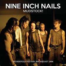 NINE INCH NAILS New 2016 COMPLETE WOODSTOCK 1994 LIVE CONCERT CD