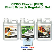 CYCO FLOWER PART A-B-C 1L SET (PGR) PLANT GROWTH REGULATOR INCREASE FLOWERS