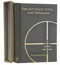 The Accurate Rifle and Rifleman by Craig Boddington Limited Safari Press