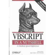 In a Nutshell (o'Reilly) Ser.: VBScript in a Nutshell by Paul Lomax, Ron...