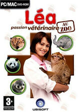 12698 // LEA PASSION VETERINAIRE AU ZOO PC NEUF VF