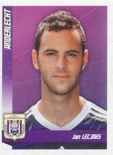 N°009 JAN LECJAKS # REP.CZECH RCS.ANDERLECHT STICKER PANINI FOOTBALL 2011