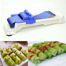 Kitchen Sushi Roller Machine Grape/Cabbage Leaf Rolling Tool Roll Maker Useful