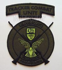 Rhodesia Rhodesian Selous Scouts Pamwechete Special Forces Patch (Subdued)