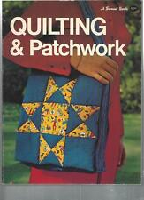 CRAFTS - QUILTING AND PATCHWORK = A SUNSET BOOK