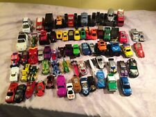 DIECAST Cars LOT of 68 HOT WHEELS Matchbox Tonka Carbonater , Polis Monster Jam