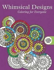 Whimsies Patterns and Designs - Coloring for Everyone by Skyhorse Publishing (20