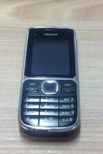 Nokia C2-01 - Black (Orange) Mobile Phone