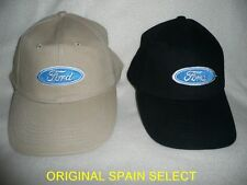 Casquette beige ou noire FORD ( Escort RS CAPRI COSWORTH SIERRA CORTINA ANGLIA