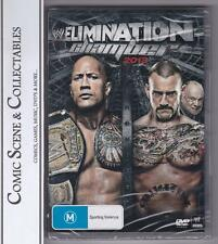 *WWE: ELIMINATION CHAMBER 2013*,  DVD,  *NEW & SEALED*.  THE ROCK, CM PUNK