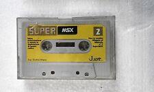 MSX SUPER MSX 2 J.SOFT LOOK PHOTO