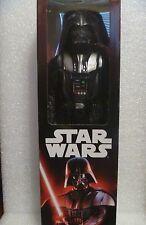 "Star Wars  ' Darth Vader ' 12""  Figurine New and MIP By Disney Hasbro"