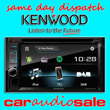KENWOOD DDX-4017DAB 6.2' CD DVD USB Bluetooth Apple Android a buon mercato Stereo Auto Van