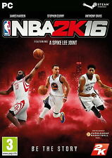 NBA 2K16 (PC,STEAM,CD,KEY,EU/DE)