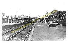 Brockenhurst Railway Station Photo. Southampton to Holmsley and Lymington. (13)