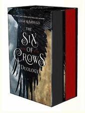 Six of Crows: The Six of Crows Duology Boxed Set by Leigh Bardugo (2016, Quanti…